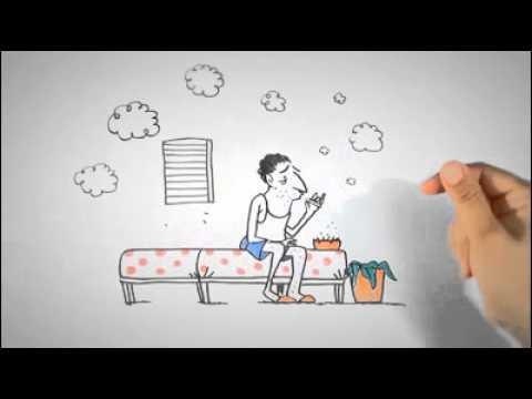 Endlich Nichtraucher YouTube Hörbuch Trailer auf Deutsch