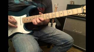 Alex K - Yngwie Malmsteen - Marching out jam