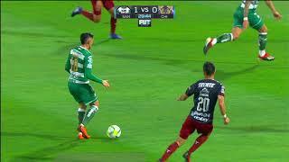 Santos 1-0 Chivas | J4 - Clausura 2019 - Resumen