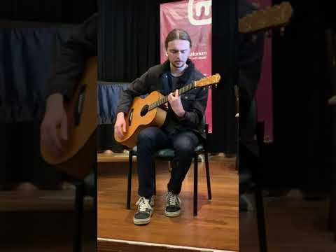 Audition Song 1 Eli Stanford (Wrong Man By Matt Corby)