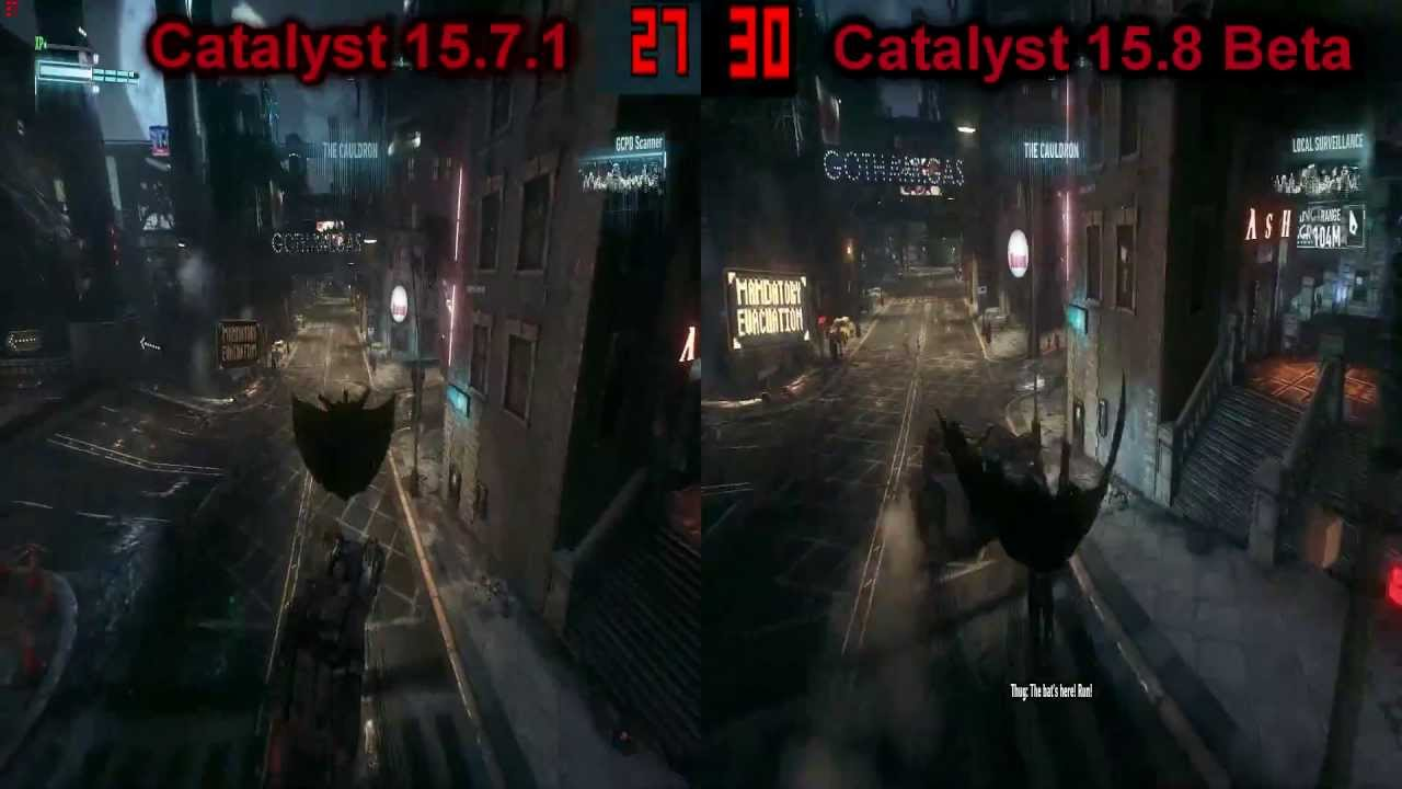 Amd catalyst 15. 7 drivers actually installing v 15. 2? [solved.