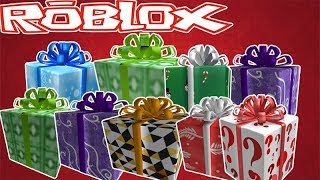 WILL ROBLOX GIVE US GIFTS WITH ITEMS?? 🎁