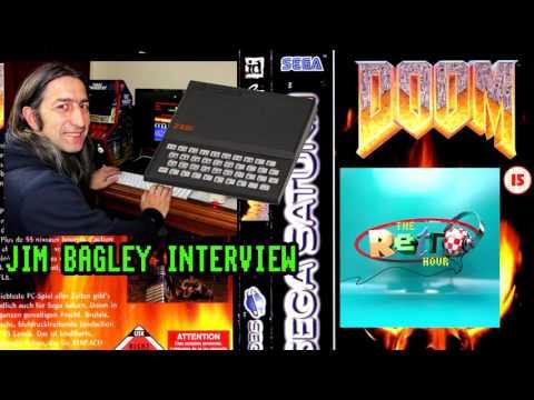 The Retro Hour Podcast - Ep 14 (Jim Bagley - Legendary Games Coder)