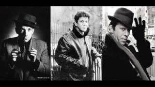 Elvis Costello, Tom Waits & Lou Reed - Memories of what (live)