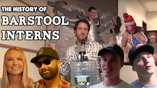 The Weird History of Barstool Sports Interns || Barstool Documentary Series