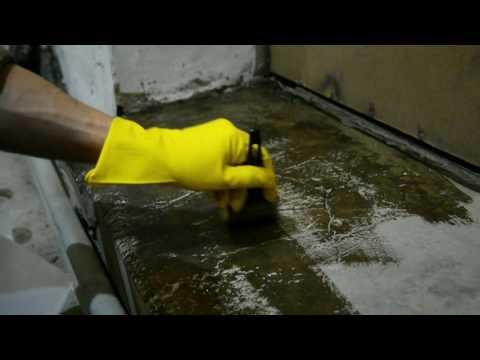 как изготовлять своими руками резиновое покрытие