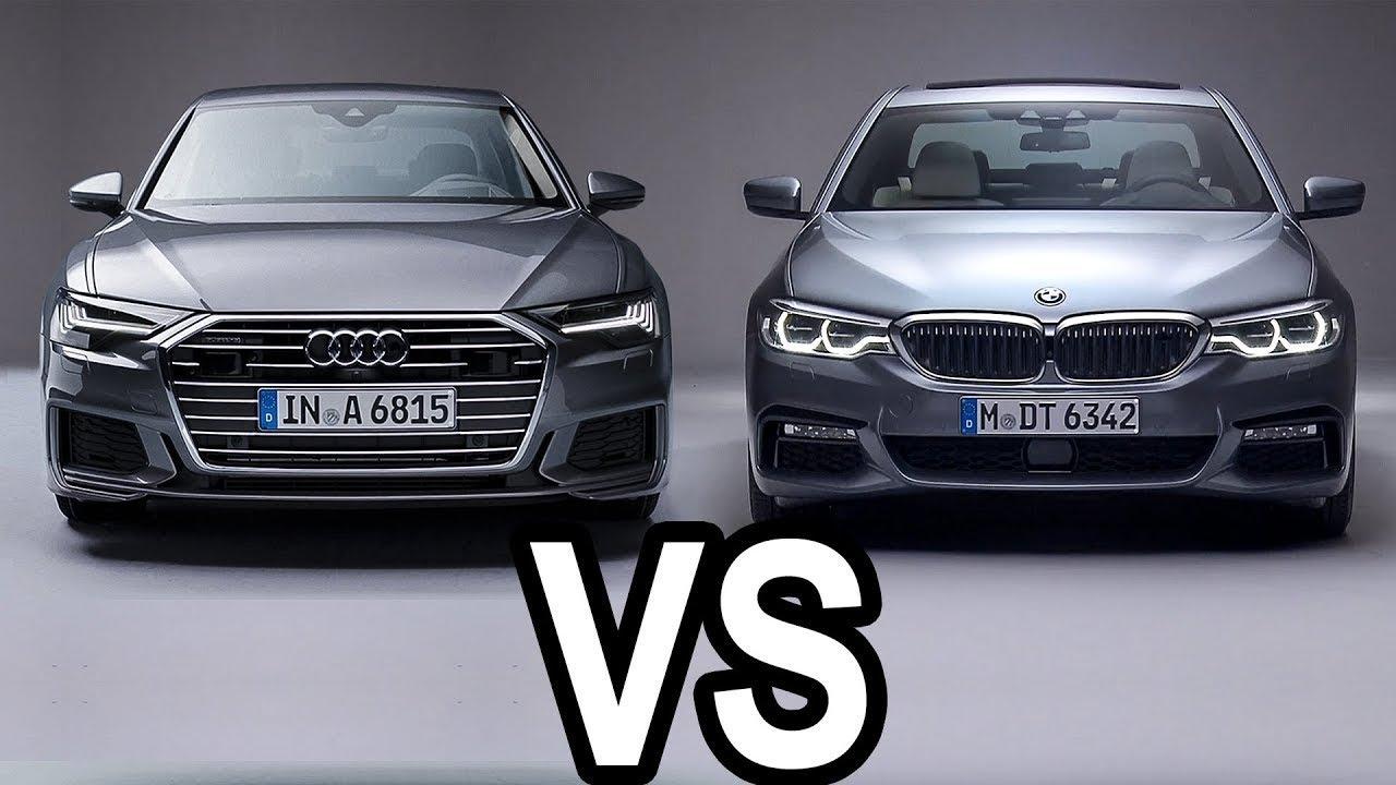 Audi A5 Vs Bmw 5 Series Review Hd Youtube