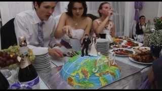 18.10.2014 Свадьба полная версия. Часть 2.2. Кафе