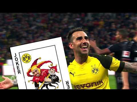 Super Sub Paco Alcácer in BVB Matchday Magazine | VfB Stuttgart - Borussia Dortmund