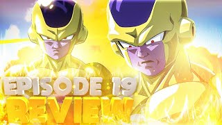 Dragon Ball Super Episode 19 Review~Revival of Frieza