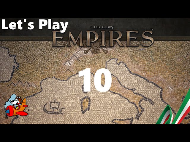 Field of Glory Empires [Let's Play ITA] 10