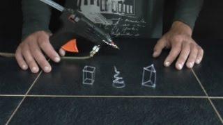 самодельная 3D-ручка с водяным охлаждением.