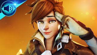 [Overwatch] Tracer - Bombs Away [Free Ringtone Download]
