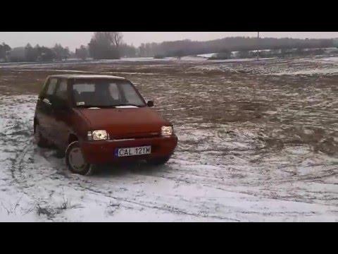 daewoo tico drift zima 2016
