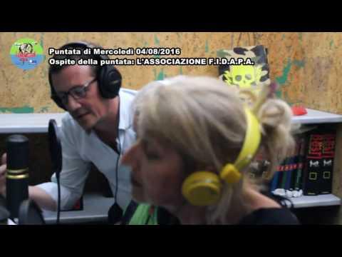 L'ALTROPARLANTE - MAURO FASO - RADIO IN: Puntata di mercoledì 04/08/2016