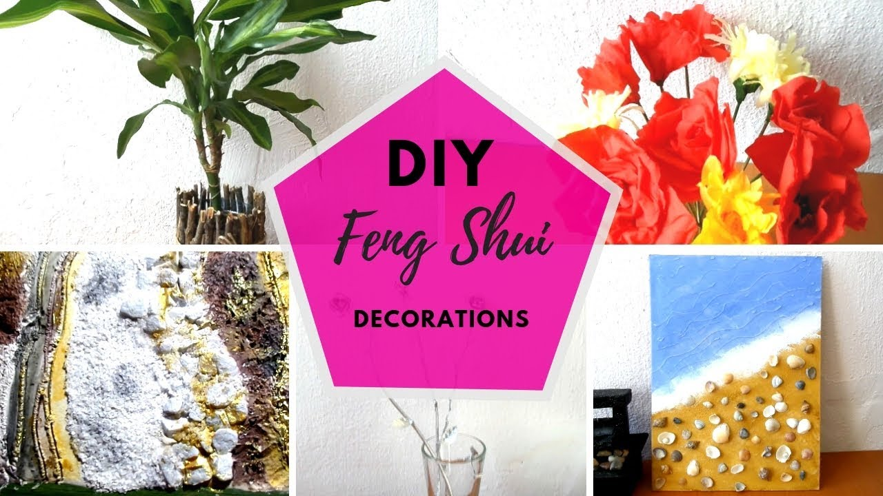 Feng Shui Home Decorating Ideas Diy Feng Shui Home Decor By Fluffy Hedgehog Youtube