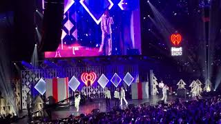 191206 BTS Opening Ment (captions/영어자막) + Make it Right - KIIS Jingle Ball