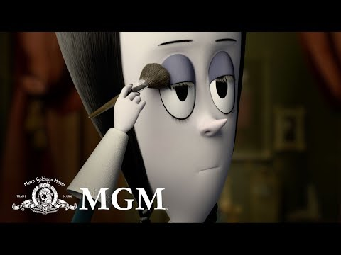 THE ADDAMS FAMILY | Wednesday's Makeup Tutorial | MGM