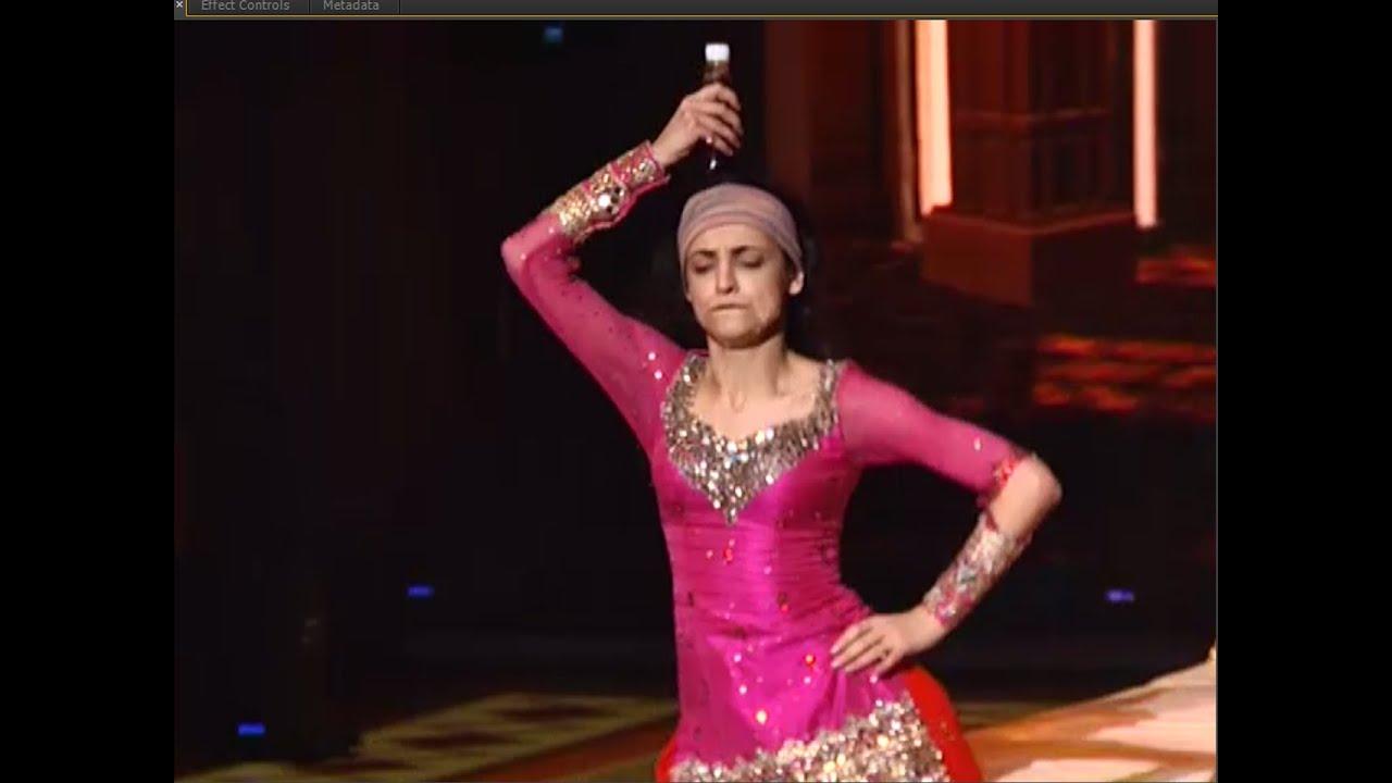 Watch Sanaya Iranis SWAGGER Dance Making | Jhalak Dikhla