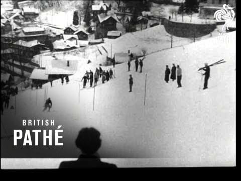 Downhill Skiing (1951)