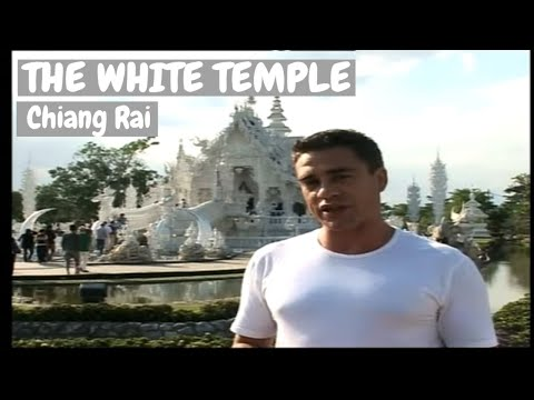 Exploring Chiang Rai - The amazing White Temple or.Wat Rong Khun
