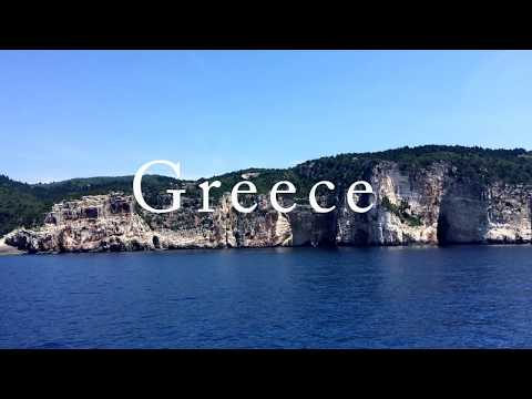 Views of Greece | Corfu | (4k)