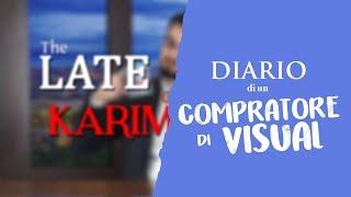 """""""Diario di un Compratore di Visual"""""""