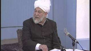 Dars-ul-Qur'an: 23rd January 1996 (Urdu)