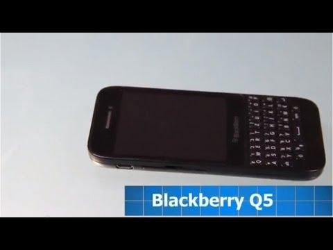 Im Test: Blackberry Q5 [HD] Deutsch