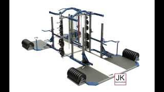 Exigo Power und Half Rack Serie