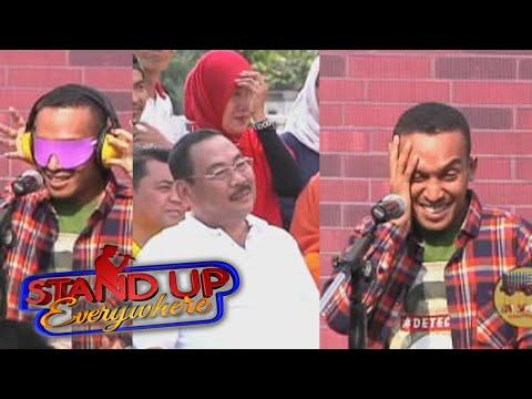 Abdur Arsyad 'Program KB Indonesia Timur'  [SUWER] [11 Des 2015]