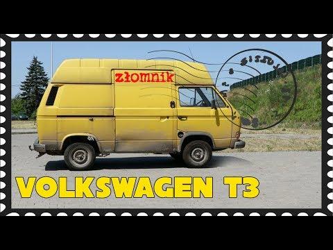 Złomnik: Volkswagen T3 to dostawcza porażka