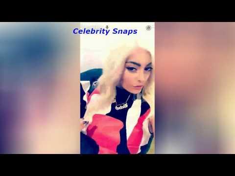 Bebe Rexha Snapchat Stories February 4th 2017 | Celebrity Snaps