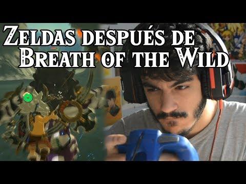 JUGANDO ZELDA DESPUÉS DE BREATH OF THE WILD