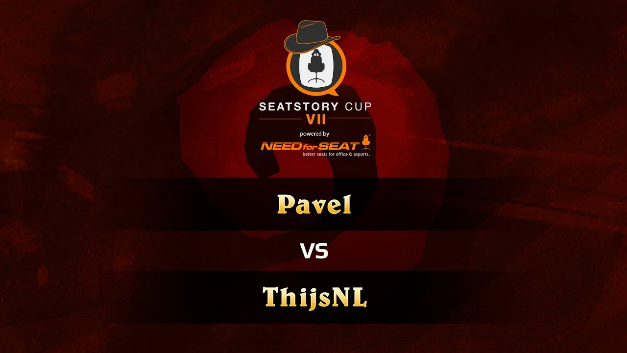 Pavel vs ThijsNL, SeatStoryCup 7 Group Stage