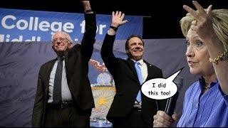 New York Adopts Bernie Sanders