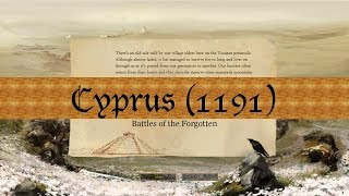 Aoe Ii: Hd - Cyprus (1191) - Battles Of The Forgotten