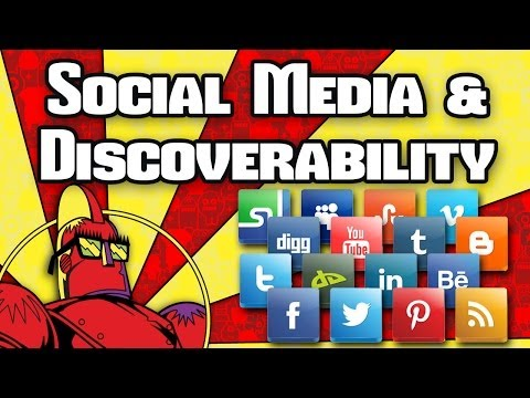 Social Media and Discoverability - Livestream Hangout - Channel Frederator Network