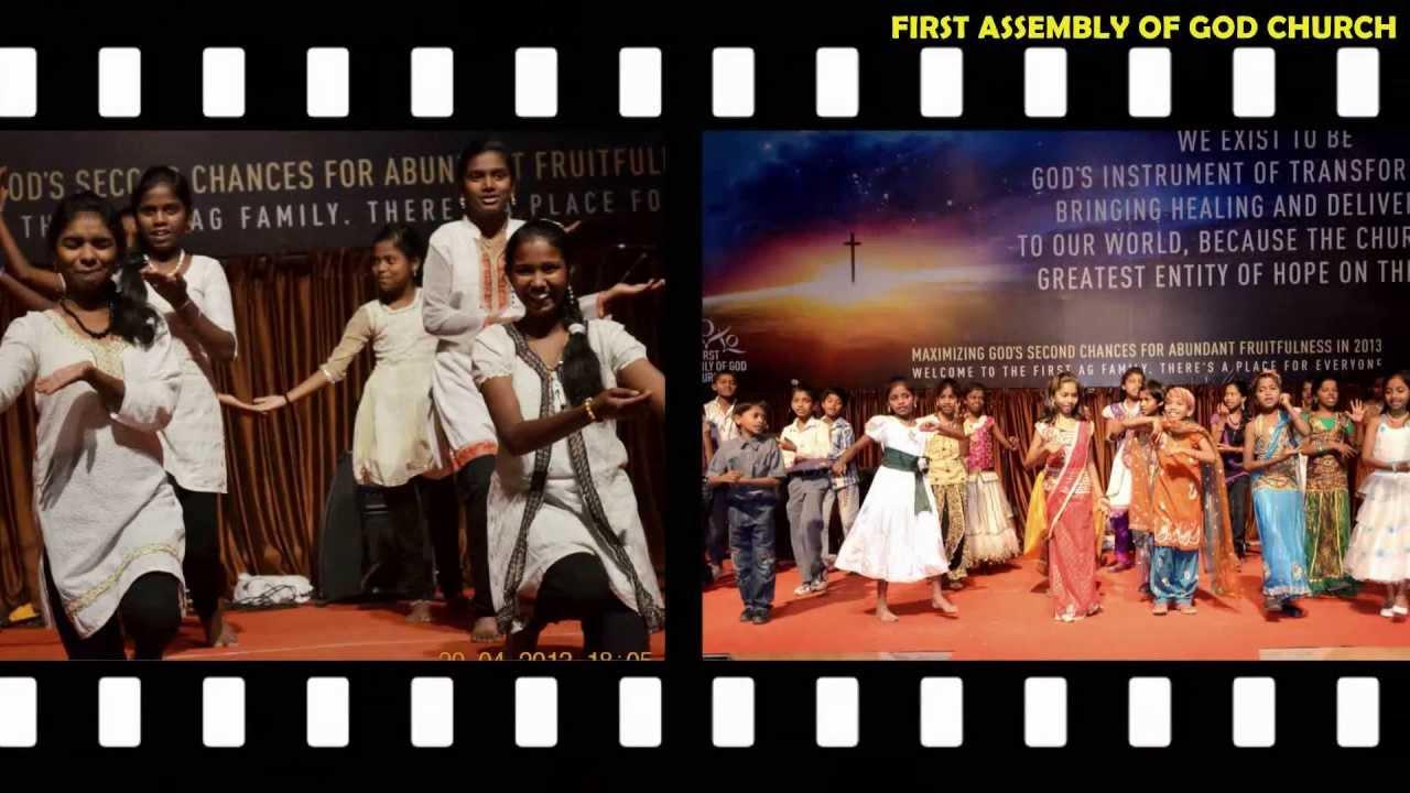 Tamil & Kannada Vacation Bible School 2013
