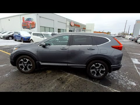 2017 Honda CR-V - Used Cars - For Sale - Brantford Kia 519-304-6542 Stock No. P2676