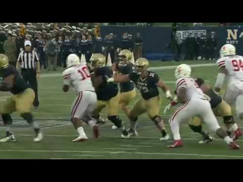 Navy Football American Conference Awards Sweep