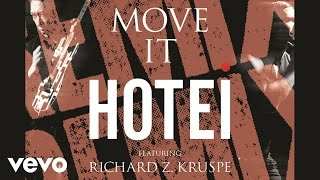 Hotei featuring Richard Z. Kruspe - Move It (Hounds remix)