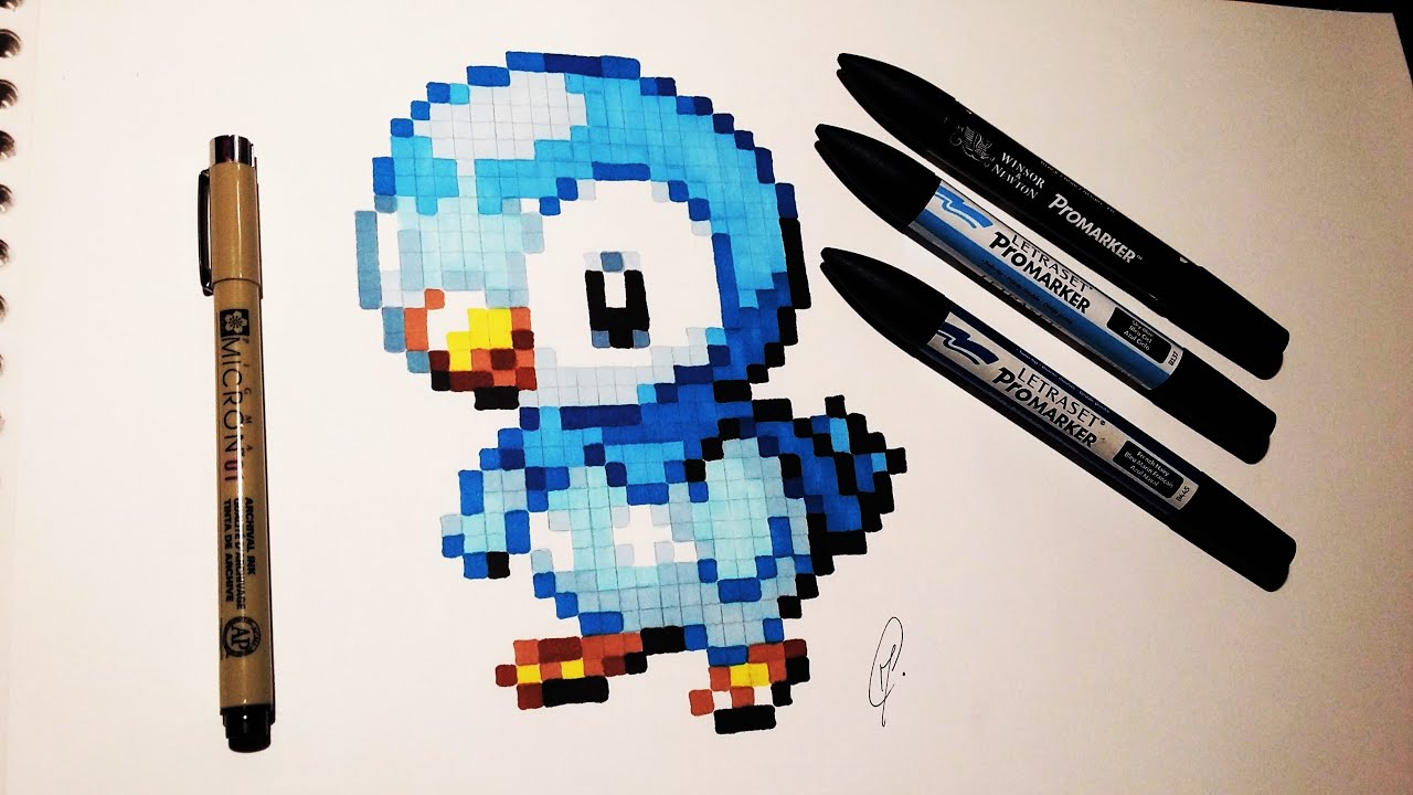 How to learn to draw pixel art and sprites well and do I ...