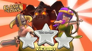 287. Clash of Clans 2017 |Top Legend TH11 base Global | Legend Attack 3 star | Coc.