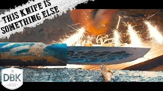 This week we have a very special knife gifted to us by a cool guy w...