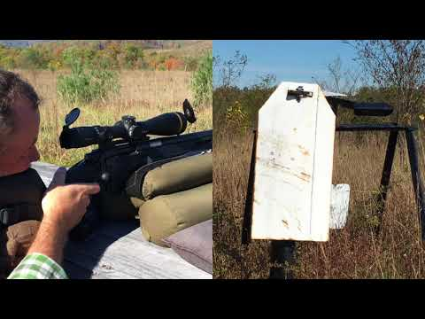 The 2Fity-HillBilly at 500 Yards