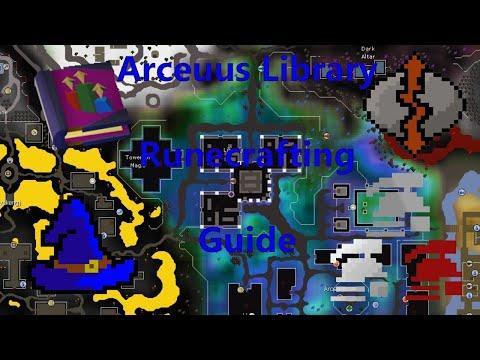 How to do Arceuus Library OSRS - Thủ thuật máy tính - Chia sẽ kinh