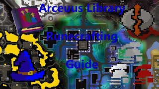 How to do Arceuus Library OSRS