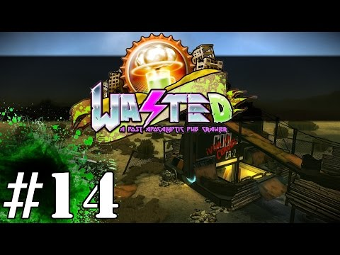 Wasted Gameplay / Let's Play (Adult Swim) - Part 14