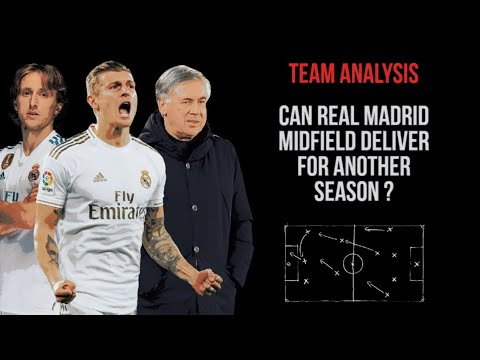 Can Modric and Kroos deliver for another season ? La Liga 2021-2022